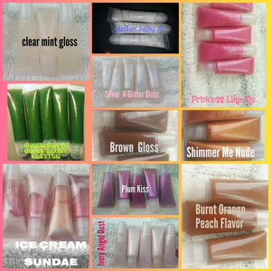 Must Haves Vegan Lip Glosses By Victorea Lea