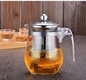 Flower Tea Infuser Set