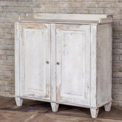Aged Entry Hall Cabinet