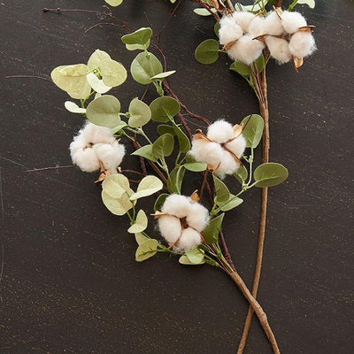 Cotton & Eucalyptus Pick