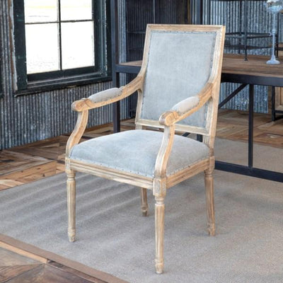 Oak Valley Arm Chair Set of 2