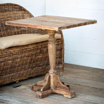 Old Pine Bistro Table