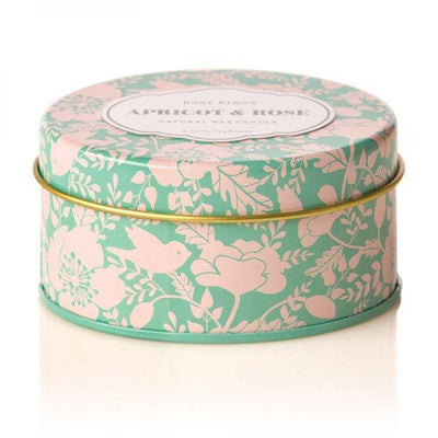 Rosy Rings Travel Tin Apricot Rose