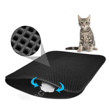 Load image into Gallery viewer, Waterproof Cat Litter catcher ( Double Layer)