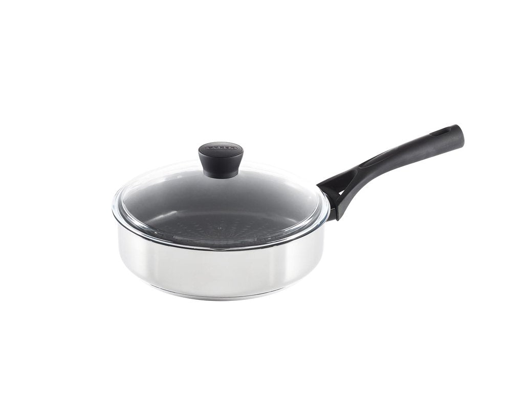 Expert Touch  Sautepan with lid 24cm