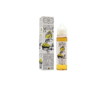 Charlie´s Chalk Dust - Mr. Meringue 50ml