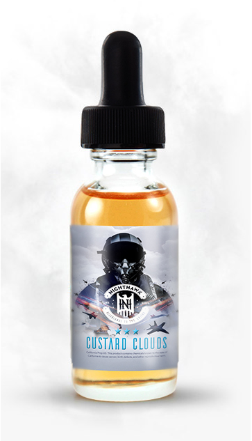 CUSTARD CLOUDS - 60ml