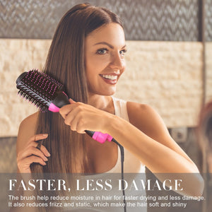 HairPerfect 2-in-1 Straightener