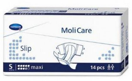 Adult Incontinent Brief MoliCare® Slip Maxi Tab Closure Disposable Heavy Absorbency