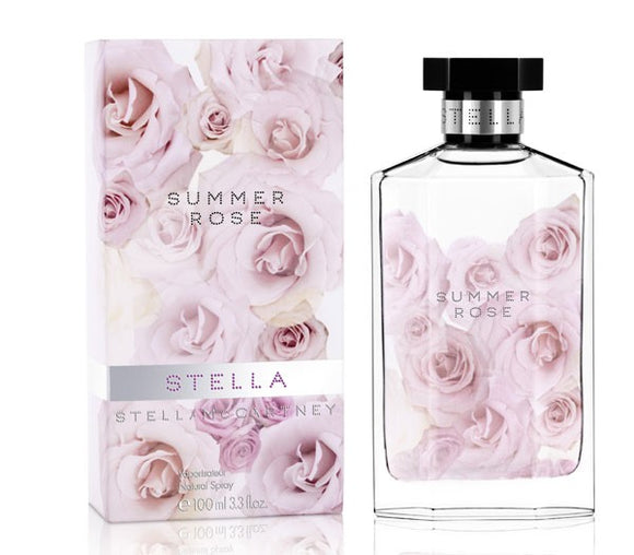 Stella McCartney Stella Summer Rose Eau Fraiche Spray 100ml EDT