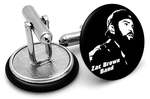Zac Brown Band Cufflinks