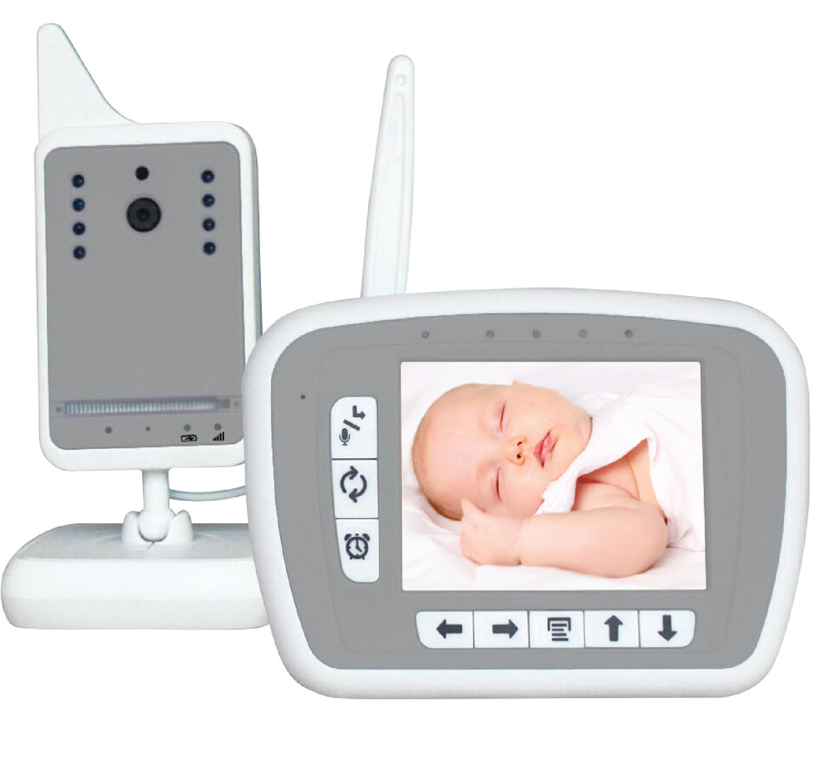 Sleep Easy Deluxe Crystal Clear Baby Viewer RA9022