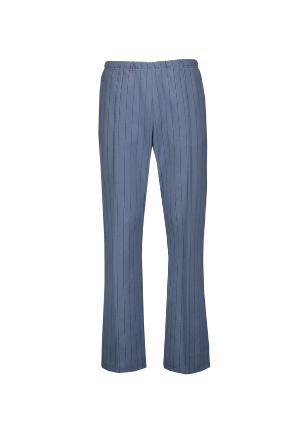 Relaxed-fit Jersey Trouser Dusty Blue