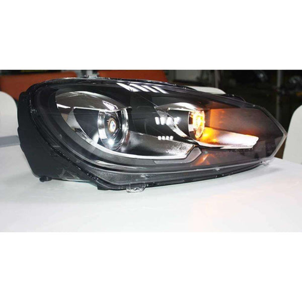mk6 golf headlights