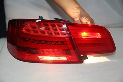 e92 lci tail lights
