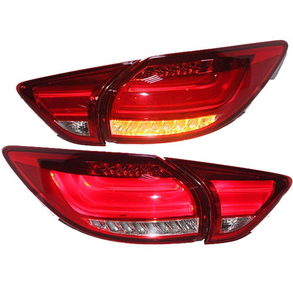 MAZDA CX 5 TAIL LIGHTS (STYLE RED)