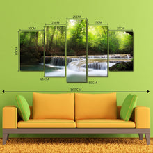 Load image into Gallery viewer, DYC 10091 5PCS Landscape Canvas  Print Art