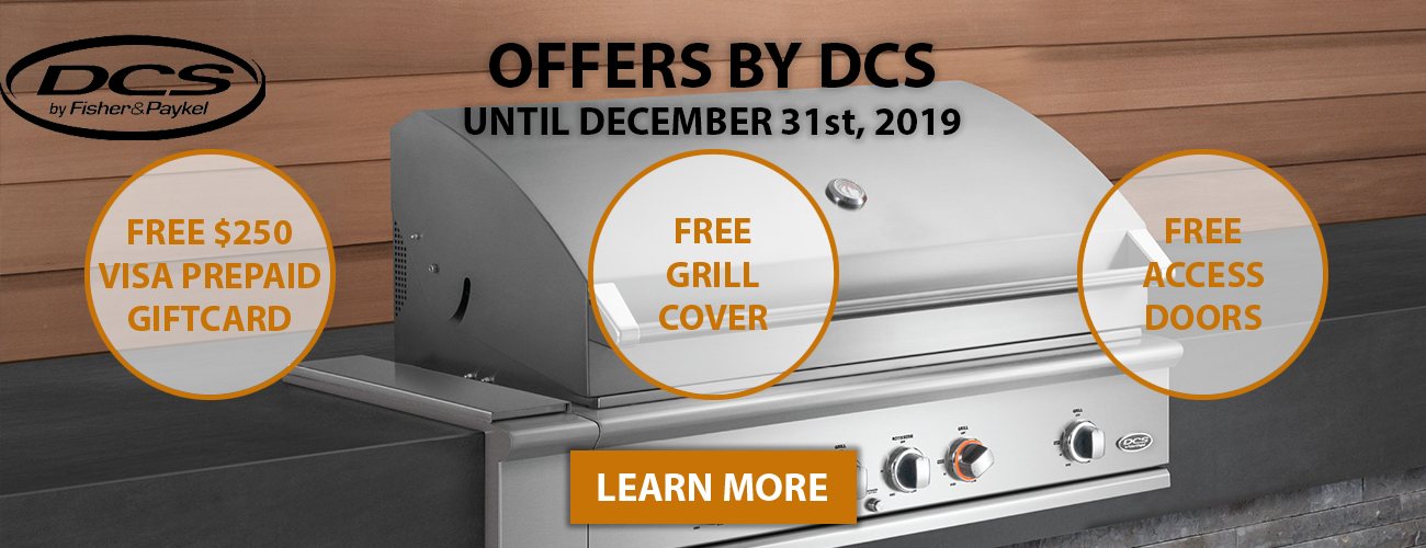 OFFERS BY DCS UNTIL DECEMBER 31ST 2019
