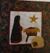 Mary and Baby Jesus Quilt Pattern