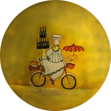 "Load image into Gallery viewer, IMMAQL8 Exquisite Art ""The Chef's mini Overture"""