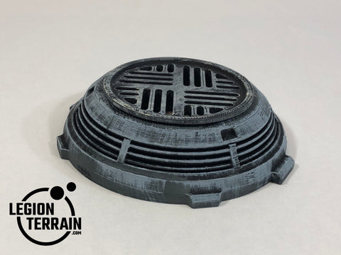 LegionTower Reactor Top - LegionTerrain