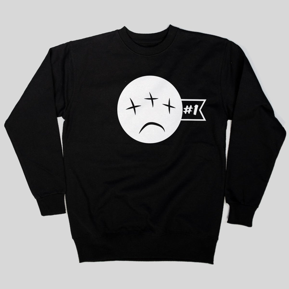 PSL Heavy Ind - All Eyes Blind | Crewneck, Black