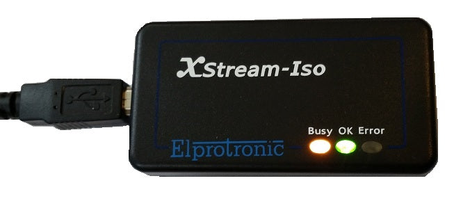 ARM Flash Programmer (XStream-Iso)