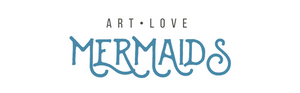 art love mermaids