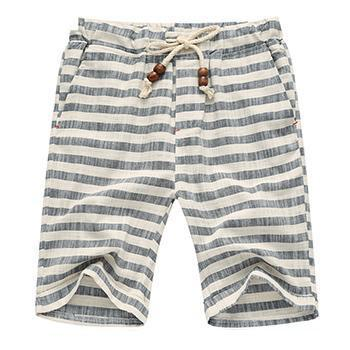Rustic Plaid Voyager Shorts