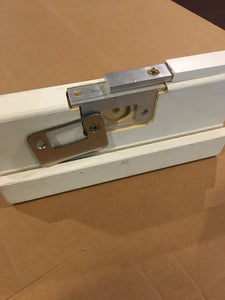 Door Guard TM Sidelited door unit RTO750-1 (single sidelite) with a 1 inch wide mull post  (Therma Tru continuous sill system)