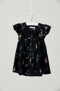 For Love and Lemons Flower Patch Ruffle Dress