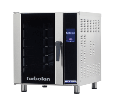 Blue Seal Turbofan 610mm(W) Electric Convection Oven 5 x 1/1GN Grid E33T5