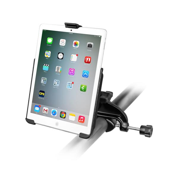 RAM Yoke Clamp Mount with EZ-Roll'r Cradle for the Apple iPad mini 2 (RAM-B-121-AP14U) - RAM Mounts - Mounts China