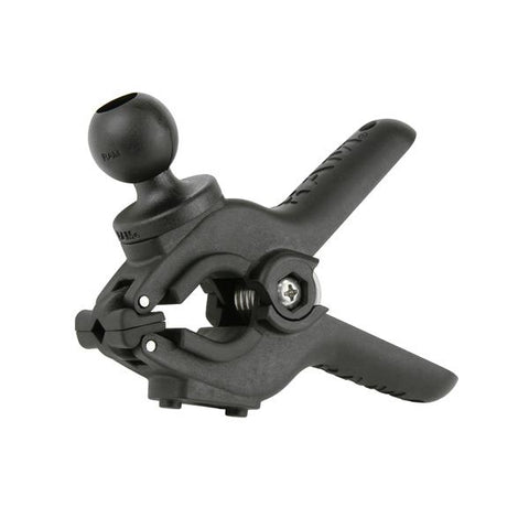 "RAM Universal Medium Tough-Clamp with 1"" Rubber Ball (RAP-B-397-2U) - Mounts China - RAM Mounts China"