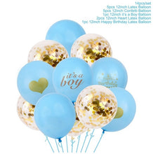 Load image into Gallery viewer, Baby Shower Boy Girl Balloon