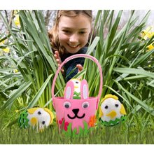 Load image into Gallery viewer, Easter Basket Eggs Rabbit Decoration