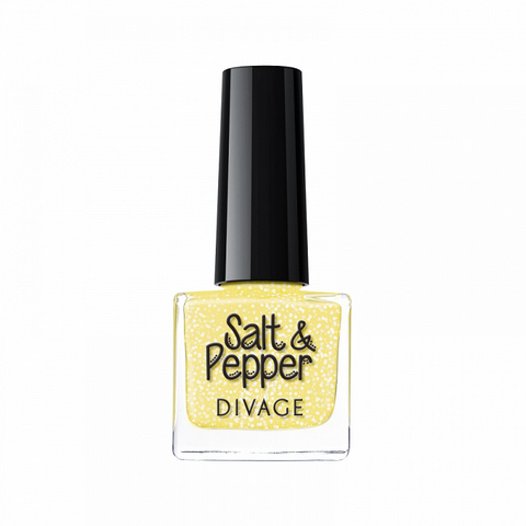 SALT & PEPPER NAIL POLISH