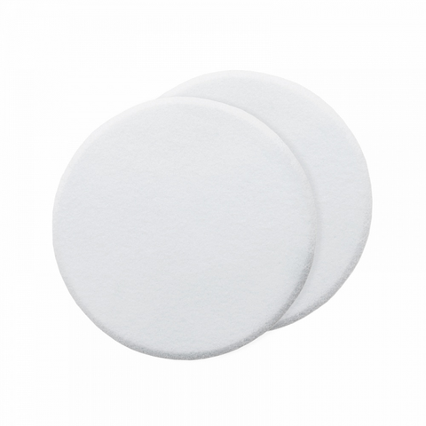 SPONGE FOR MAKE UP FOUNDATION SBR (2 PCS SET)