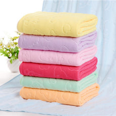 Thermal Soft Fleece Swaddle Blanket