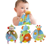 Shaun And Friends Baby Security Blanket