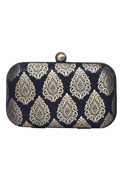 Riverdale Clutch - Monokrome New York