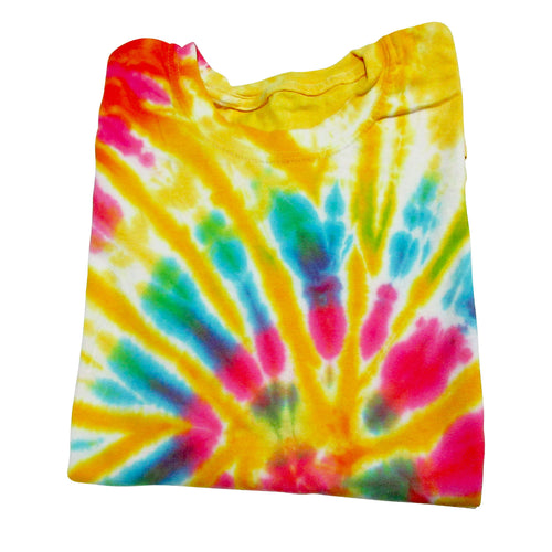 apop Sunshine Yellow Tye Dye Shirt