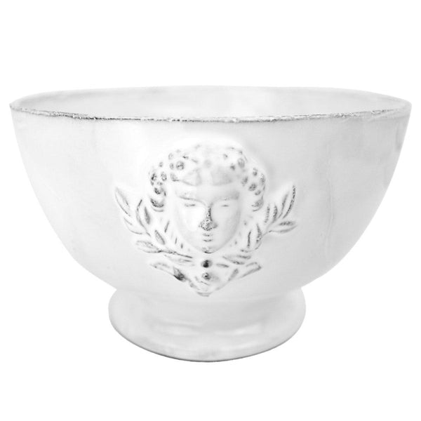 Mon Jules bowl on foot-M (15x15x9cm)-Handmade in France by CARRON