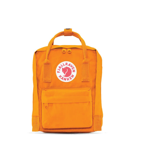 Mini Kanken Backpack burnt orange