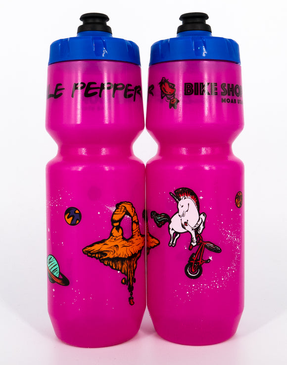 Cosmic Unicorn Bottle - Pink