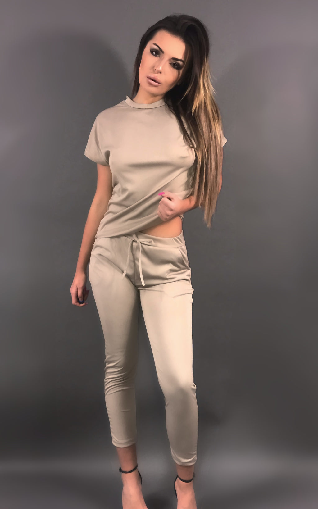 Ellie Ensemble - Beige