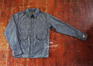 L'roi Shirt / Jacket - Japanese Print (1-in-Ten) Engineered  - reduced from £140