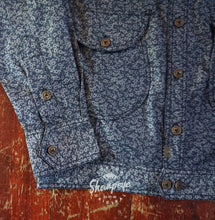 Load image into Gallery viewer, L'roi Shirt / Jacket - Japanese Print (1-in-Ten) Engineered  - reduced from £140