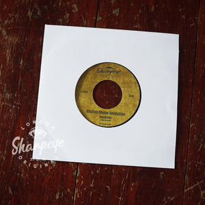 "SupaFunki - Rhythm Rhyme Revolution - 7"" Record (Limited Edition - 300 Pressed)"