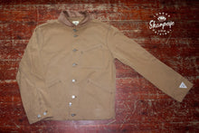 Load image into Gallery viewer, Stoker Jacket - Tan Japanese Canvas - Limited Edition - reduced from £170